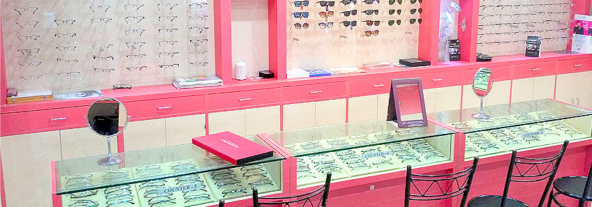 Joseph Eye Hospital Optical Shop